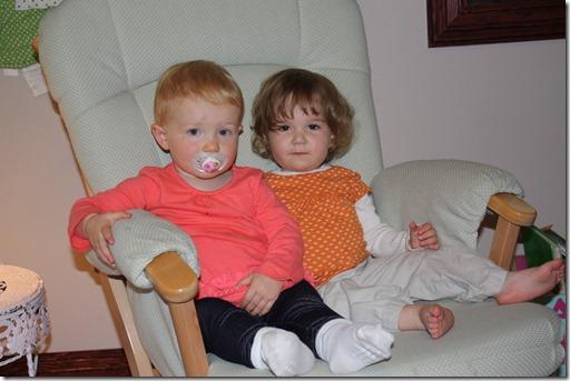 Anna and Clara